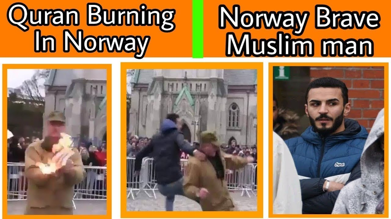 Norway News Quran Majeed