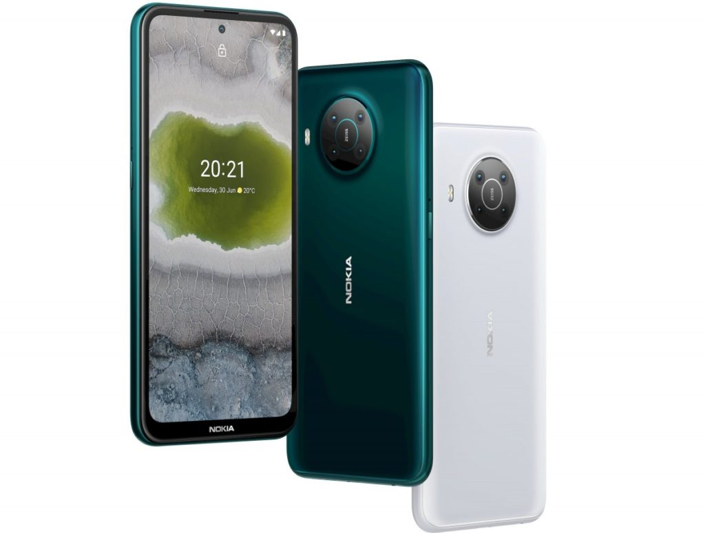 Nokia X10 and X20